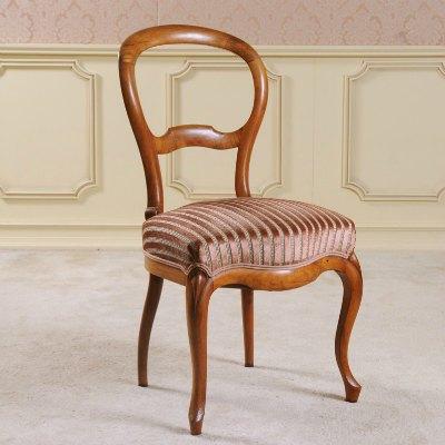 stuhl louis philippe aus kirschbaum eberhard interieur. Black Bedroom Furniture Sets. Home Design Ideas