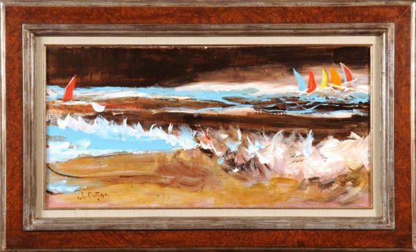 Planches Violent Vent (833) - Charles Ortega